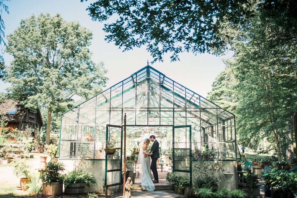 Raynham Hall Historical House Museum Long Island, New York Wedding at Peconic River Herb Farm by Ryan Flynn ...