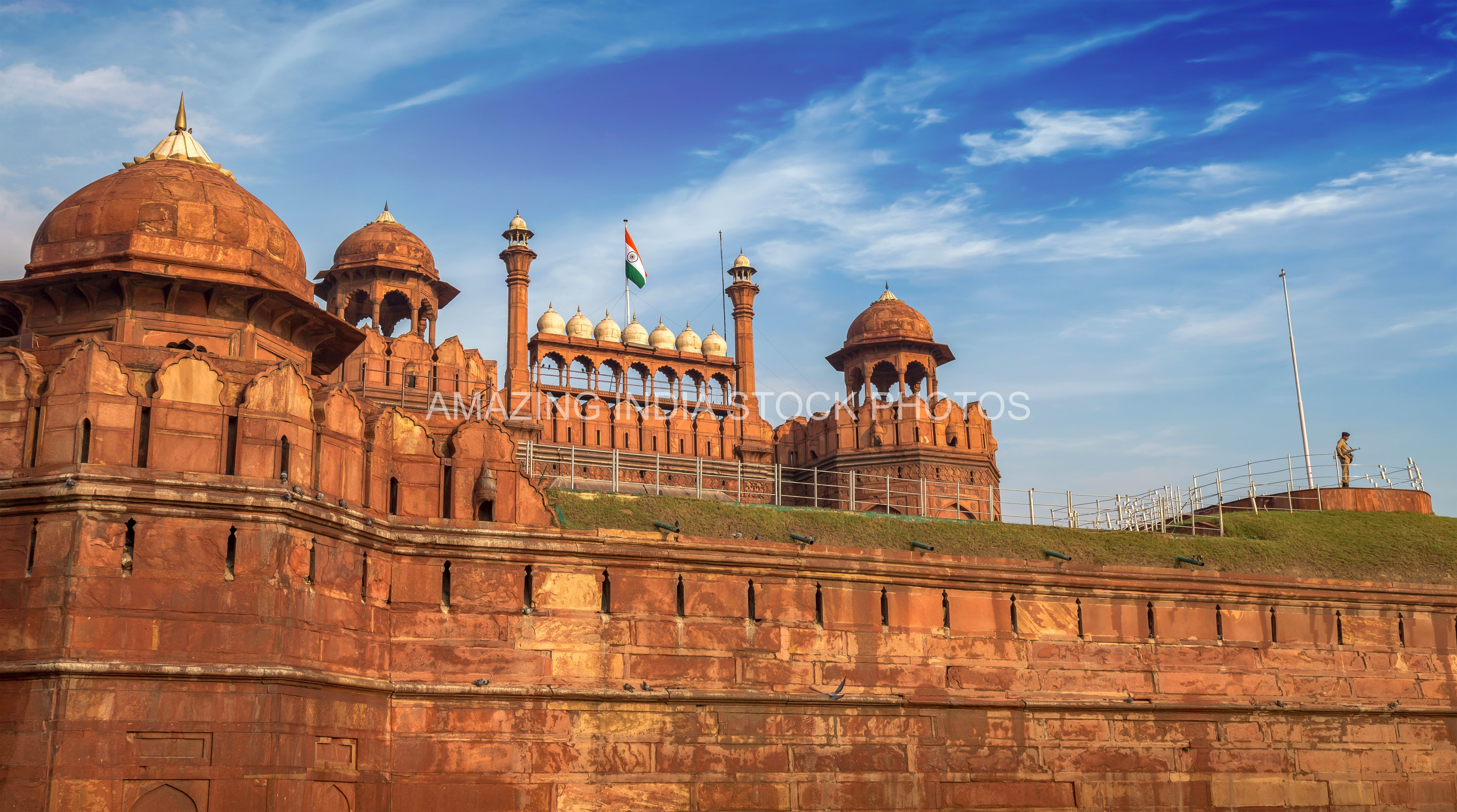 Red Fort Delhi, Red Fort Delhi Royalty Free Stock Photos - Amazing India Stock Photos
