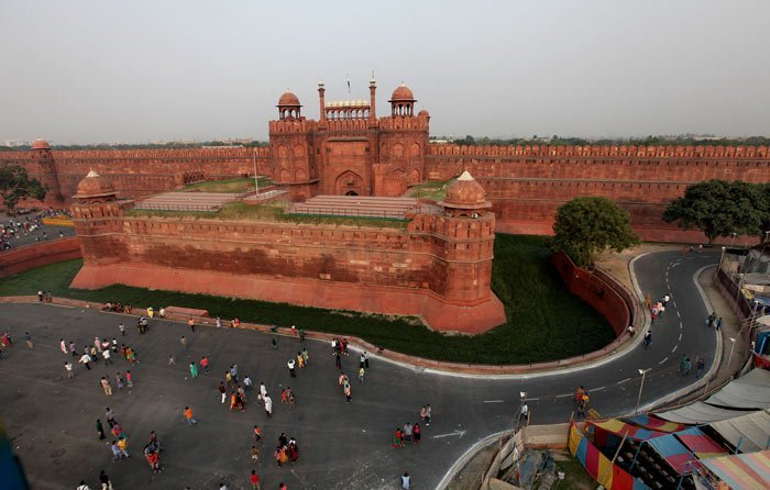 Red Fort Delhi, Knowing the unknown facts about the Red Fort Delhi