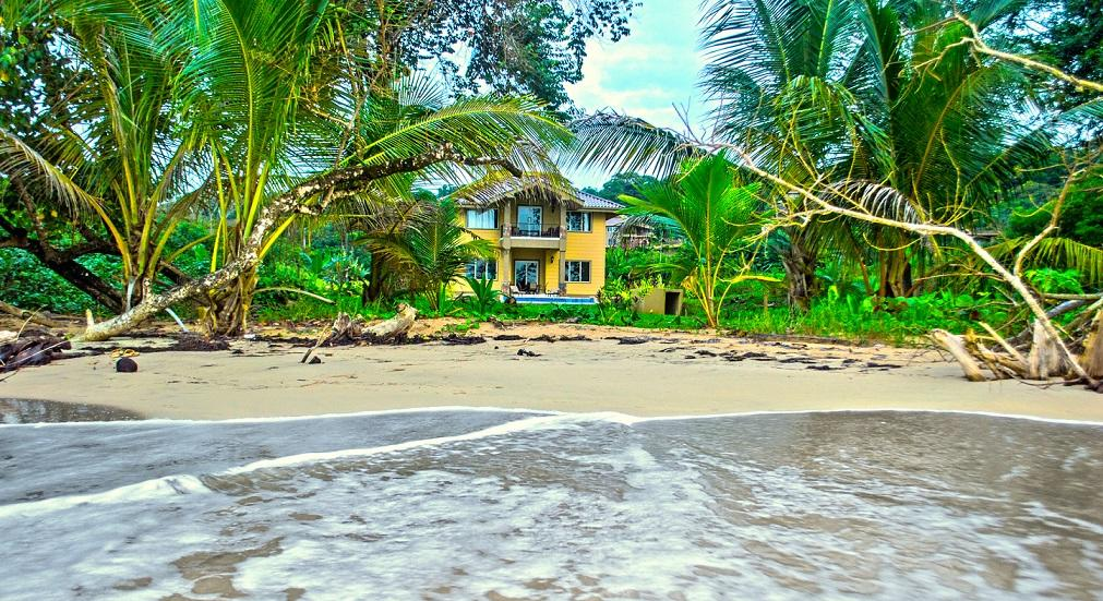 Red Frog Beach Island Resort Certified For Its: Red Frog Beach, Panama