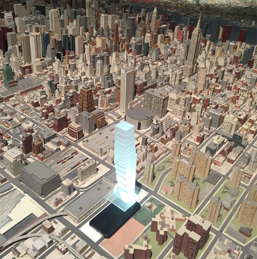 Red Hook Flicks New York City, never built new york' exhibition at the queens museum