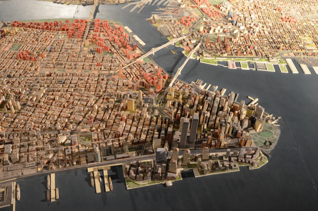 Red Hook Flicks New York City, Queens Museum of Art | The Panorama of the City of New Yor… | Flickr