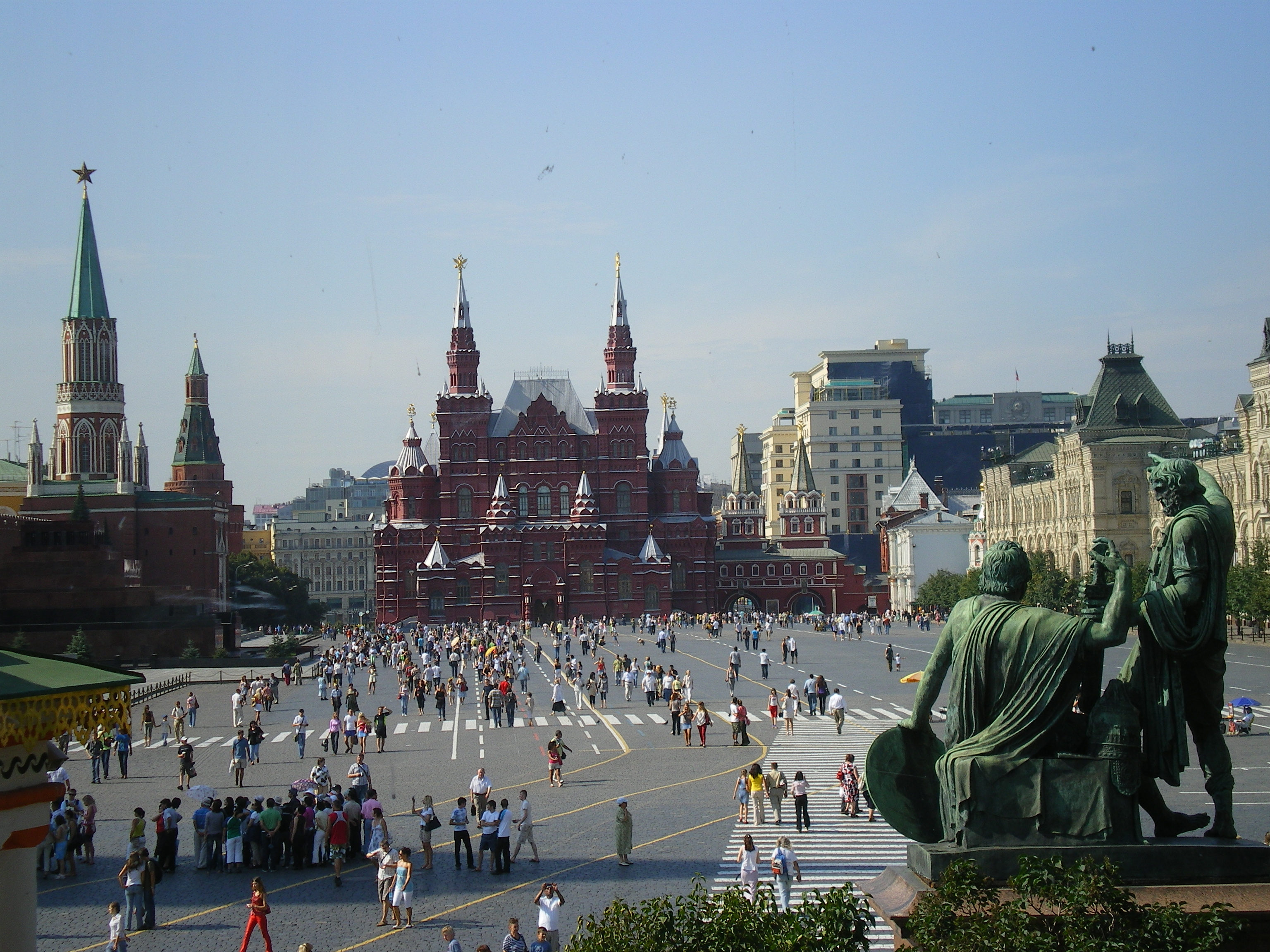 Red Square Moscow, Why Is The Red Square The Heart of Moscow? - Liden & Denz