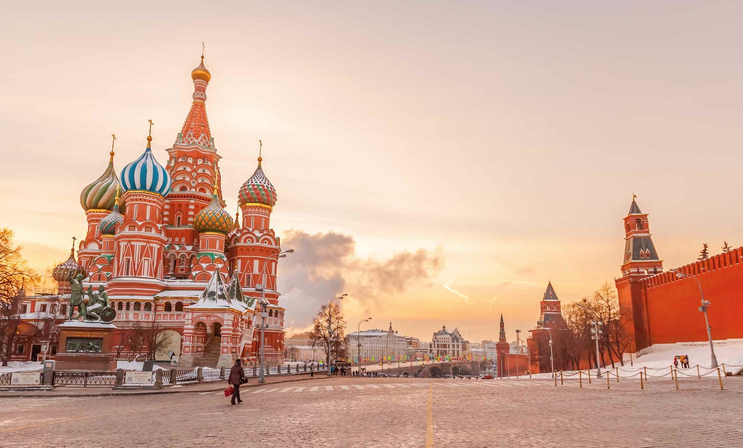 Red Square Moscow, Stay in Moscow at Hotels with a View near Red Square — The Most ...