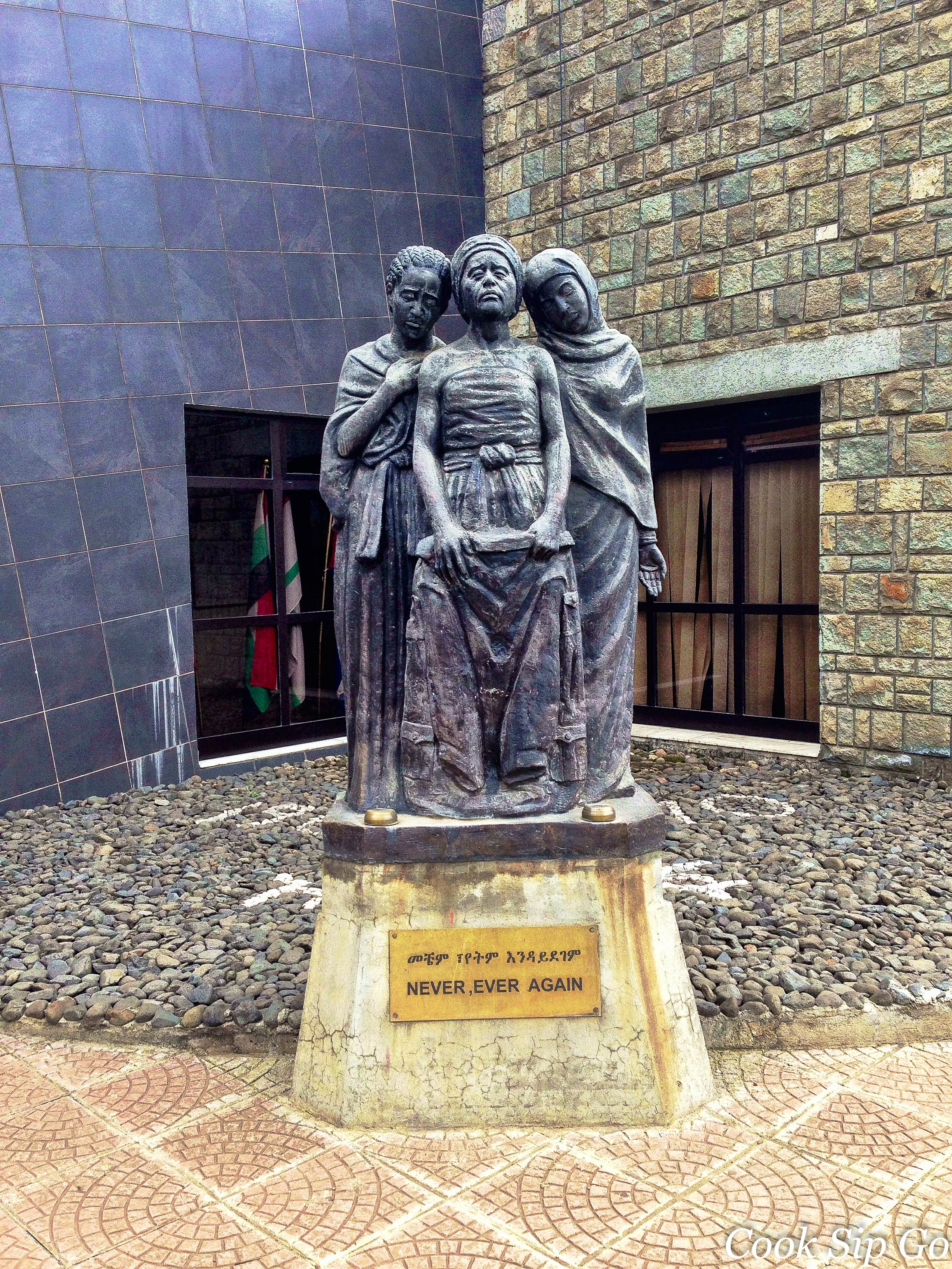'Red Terror' Martyrs Memorial Museum Addis Ababa, Experiencing the Red Terror Martyrs Memorial Museum in Addis Ababa ...