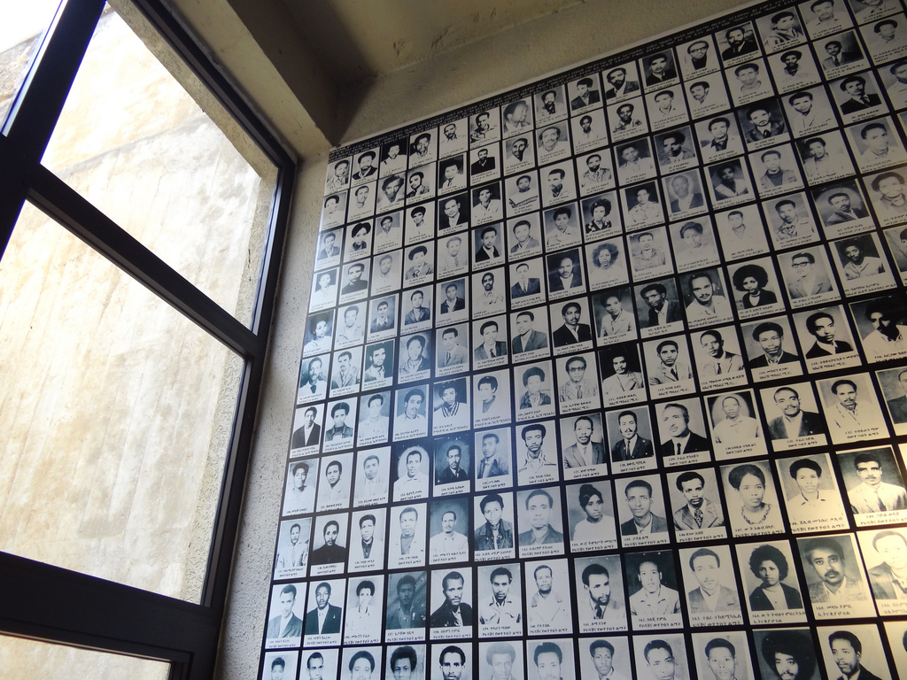 'Red Terror' Martyrs Memorial Museum Addis Ababa, Photographs of Victims of Dergue Regime - Red Terror Marty… | Flickr