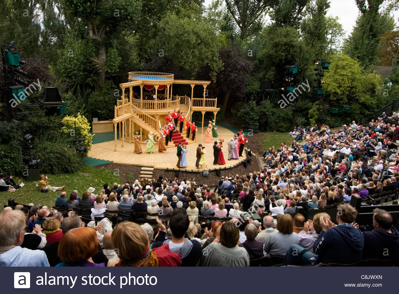 Regent's Park Open-Air Theatre London, A production of