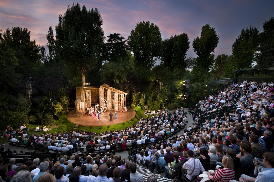 Regent's Park Open-Air Theatre London, Open Air Theatre at Open Air Theatre, Regent's Park | Regent's ...