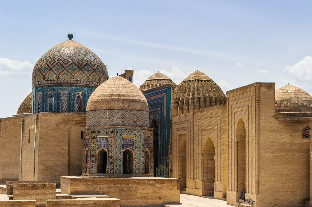 Registan Samarkand, The Registan, Samarkand