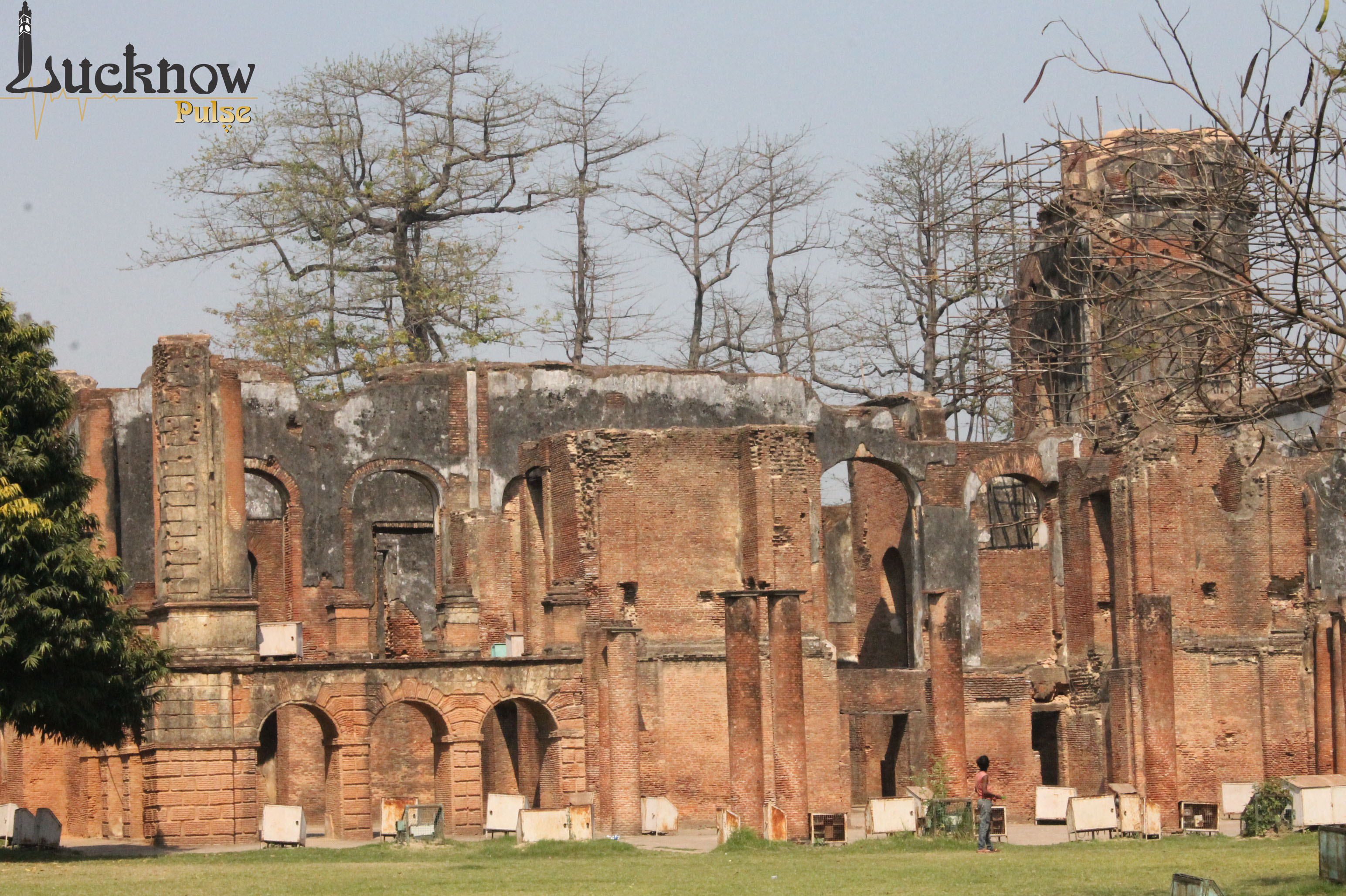 Residency Lucknow, British Residency in Lucknow – Witness to the Mutiny of 1857 ...