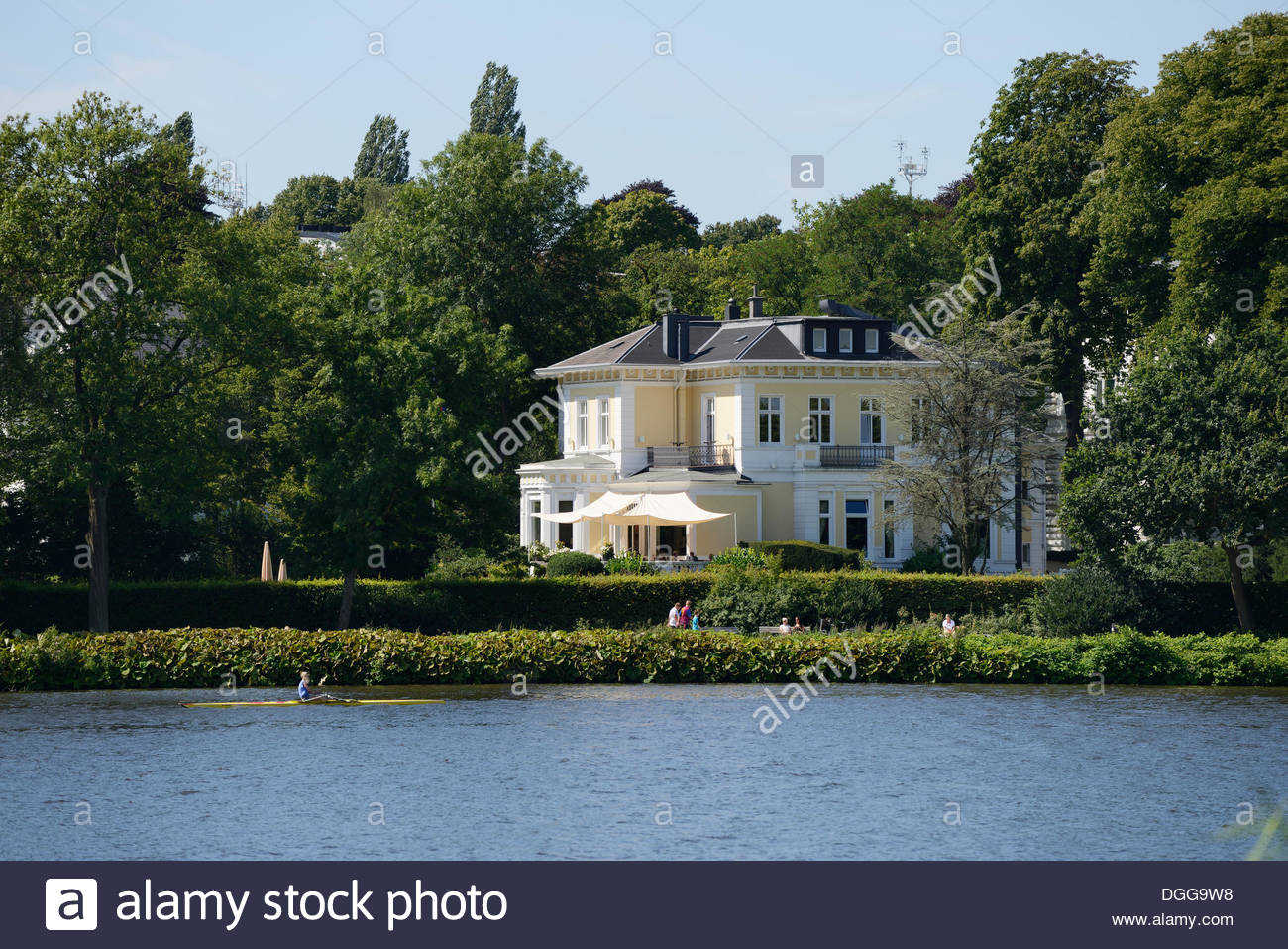 Reuter-Wagner-Museum Saxony, Saxony-Anhalt and Thuringia, Urban Villa Germany Stock Photos & Urban Villa Germany Stock ...