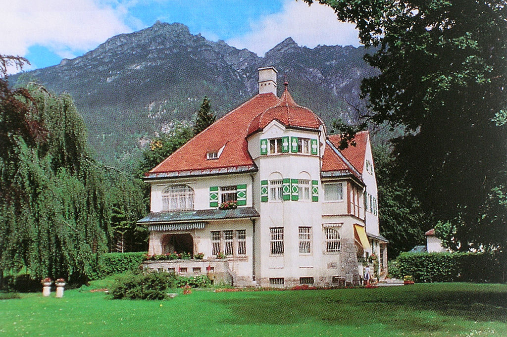 Richard Strauss Institut The Bavarian Alps, Into the Sunset: the Four Last Songs of Richard Strauss – Settling ...