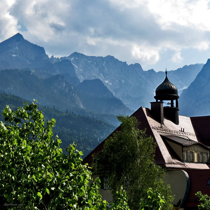 Richard Strauss Institut The Bavarian Alps, Photo Tour Filled With Travel Tips Of Southern Germany