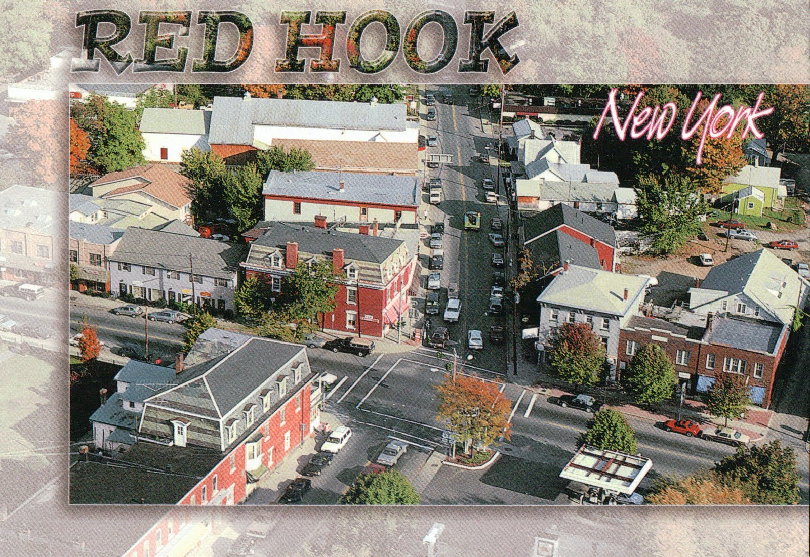 Riverside Park New York City, A Tale of Two Red Hooks | Postally Yours