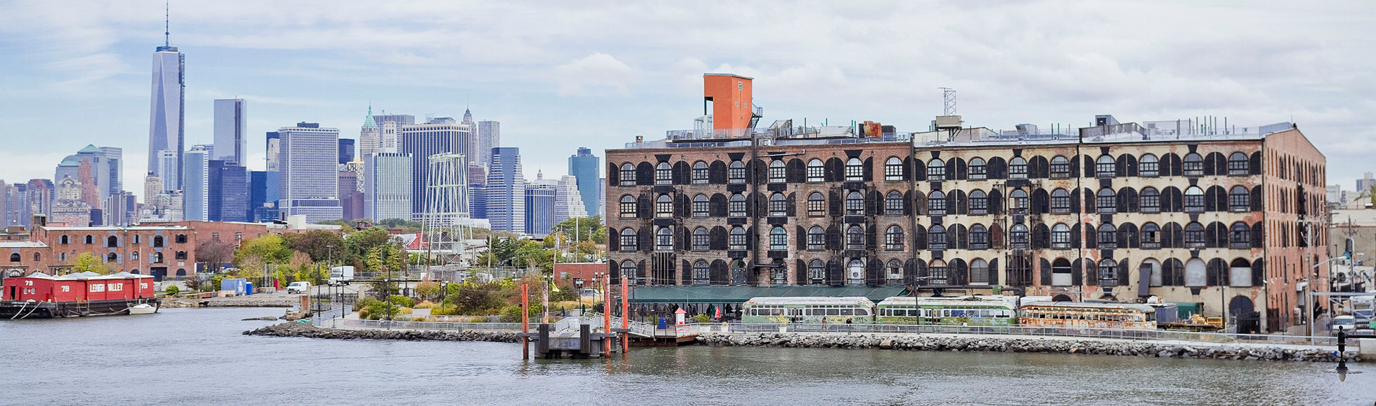 Riverside Park New York City, Red Hook Waterfront Brooklyn NYC | RedHookWaterfront.com - The O ...