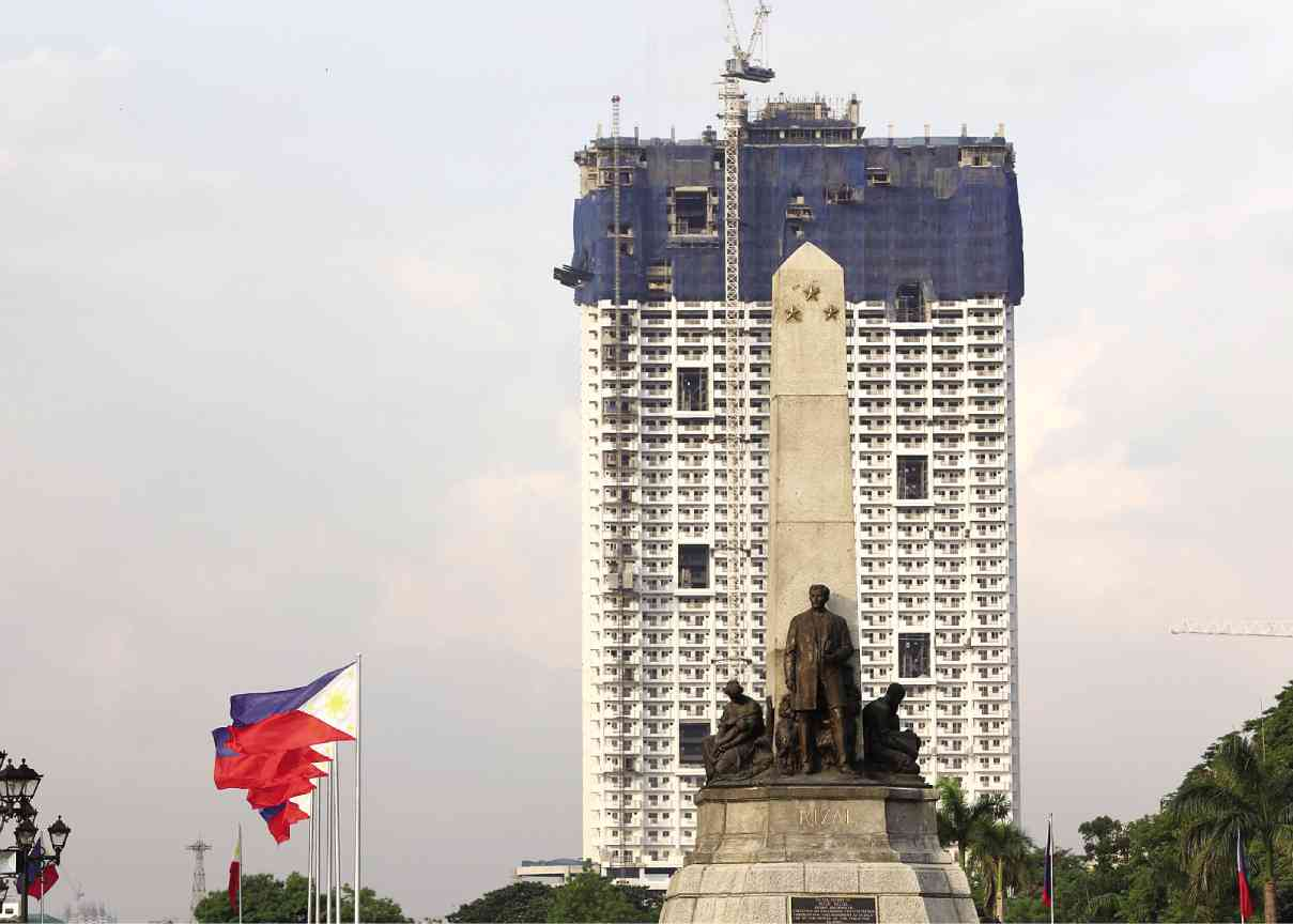 Rizal Monument Manila, Malacañang on suggestion to turn Rizal Monument: Leave it be ...