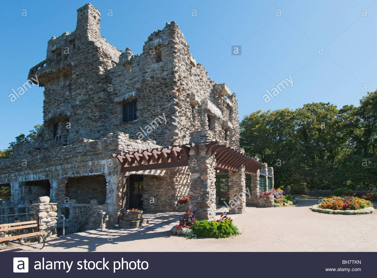 Roan Mountain State Park East Tennessee, Connecticut East Haddam Gillette Castle State Park former estate ...