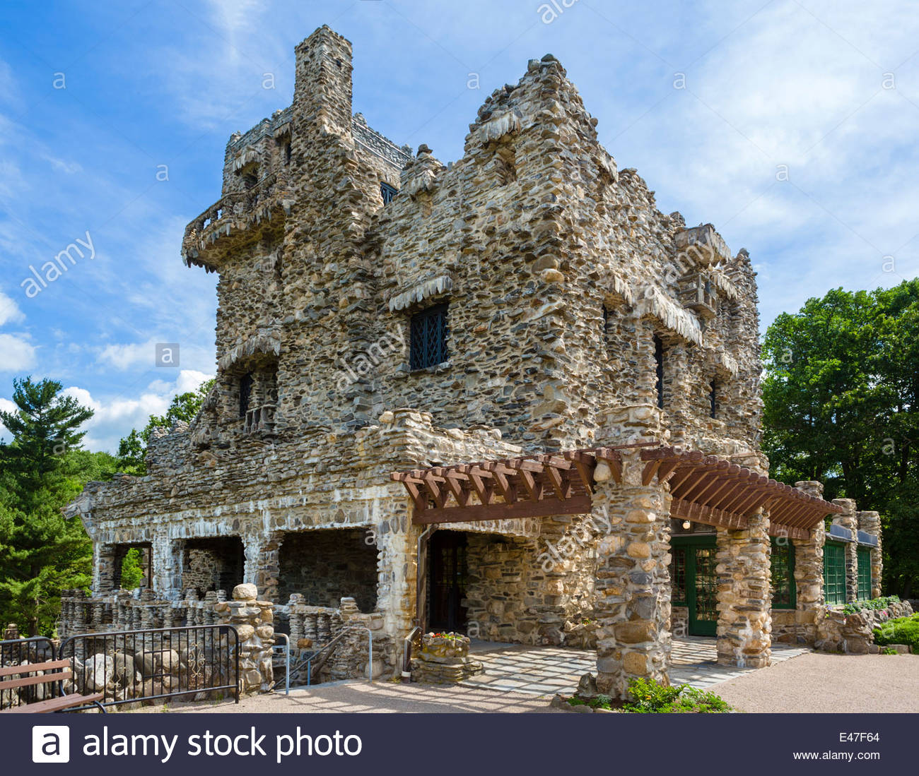 Roan Mountain State Park East Tennessee, Gillette Castle, former home of the actor William Gillette ...