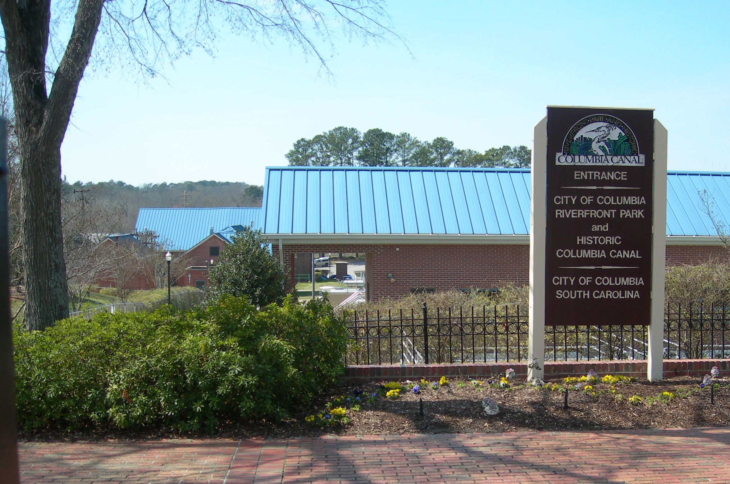 Upcountry History Museum The Midlands and Upstate, Riverfront Park and Historic Columbia Canal, The Midlands and ...