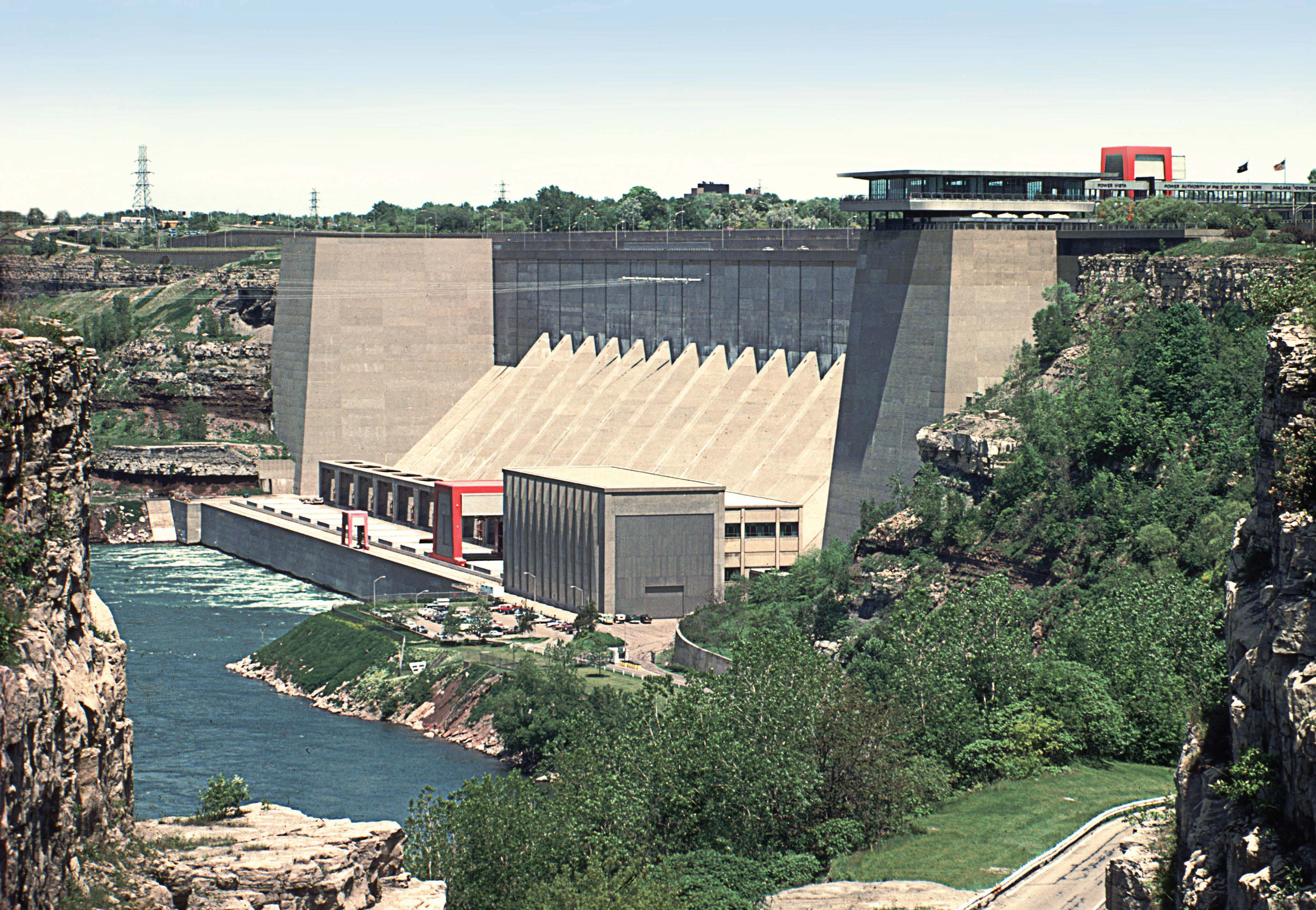 Roger Tory Peterson Institute of Natural History Niagara Falls and Western New York, Hydroelectric wonder: the Robert Moses Niagara Power Plant – The ...