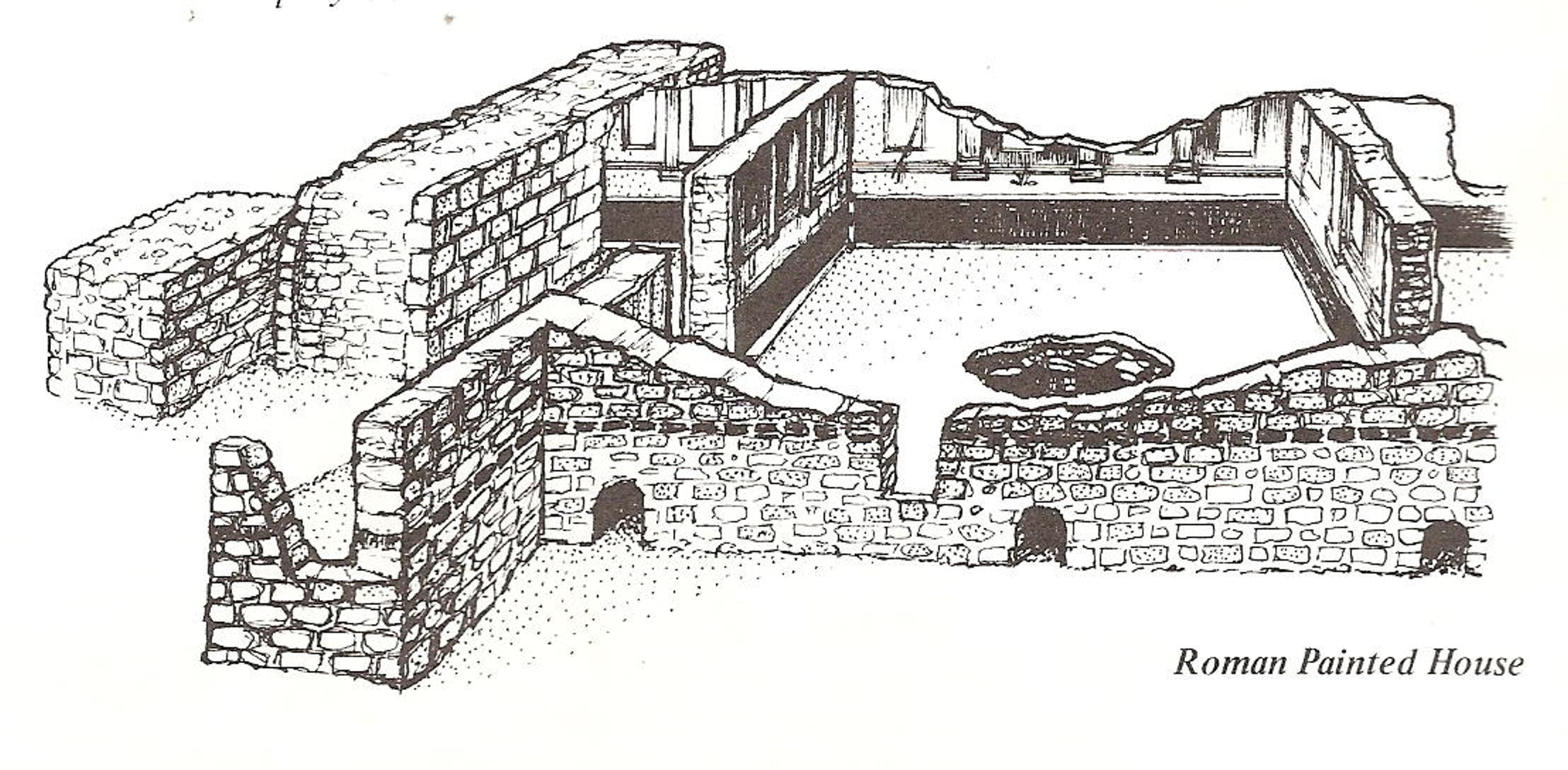 Roman Painted House The Southeast, Roman Painted House | The Dover Historian