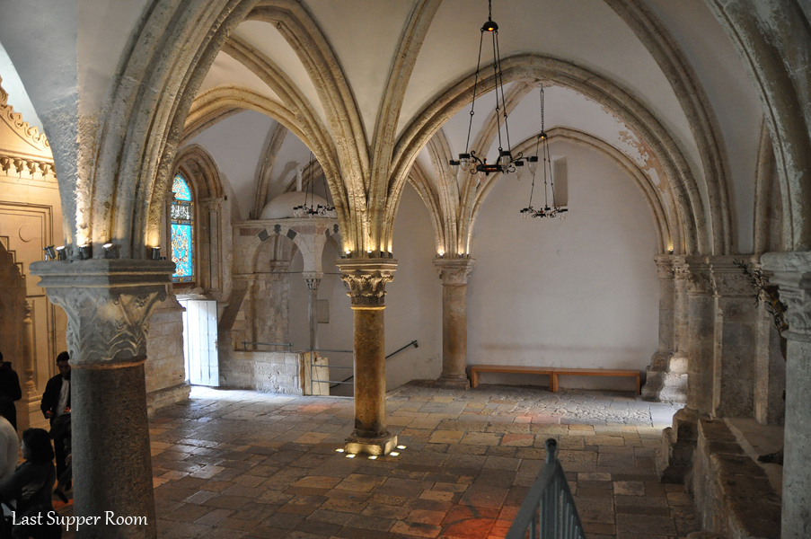 Room of the Last Supper Jerusalem, Israel Private Tour – Cenacle (last supper room)