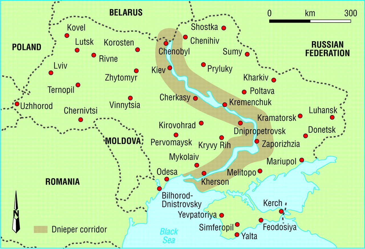 Route of Health Odesa, Impact of transition on public health in Ukraine: case study of ...