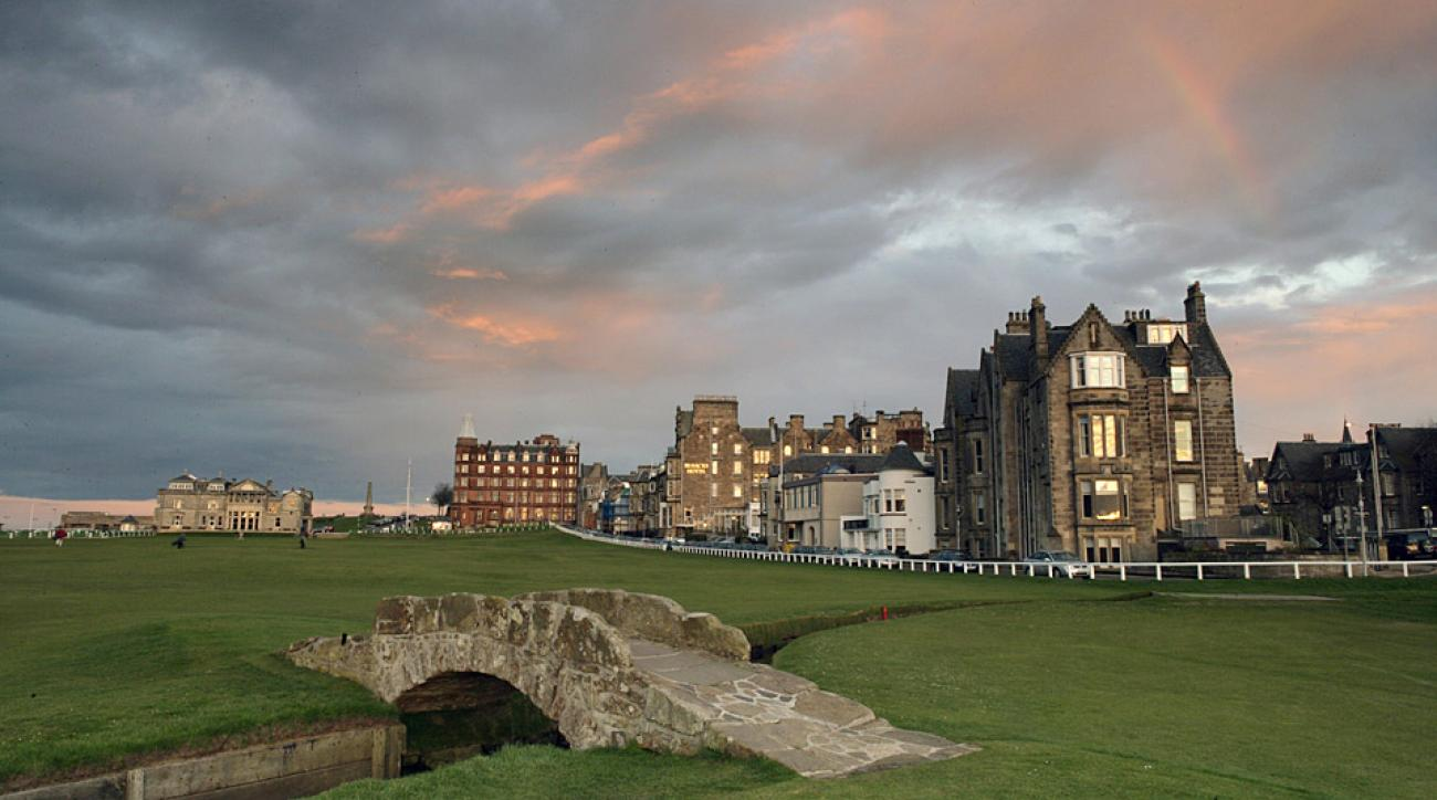 Royal & Ancient Golf Club of St. Andrews Fife and Angus, 18 Best Golf Courses in Scotland | Golf.com