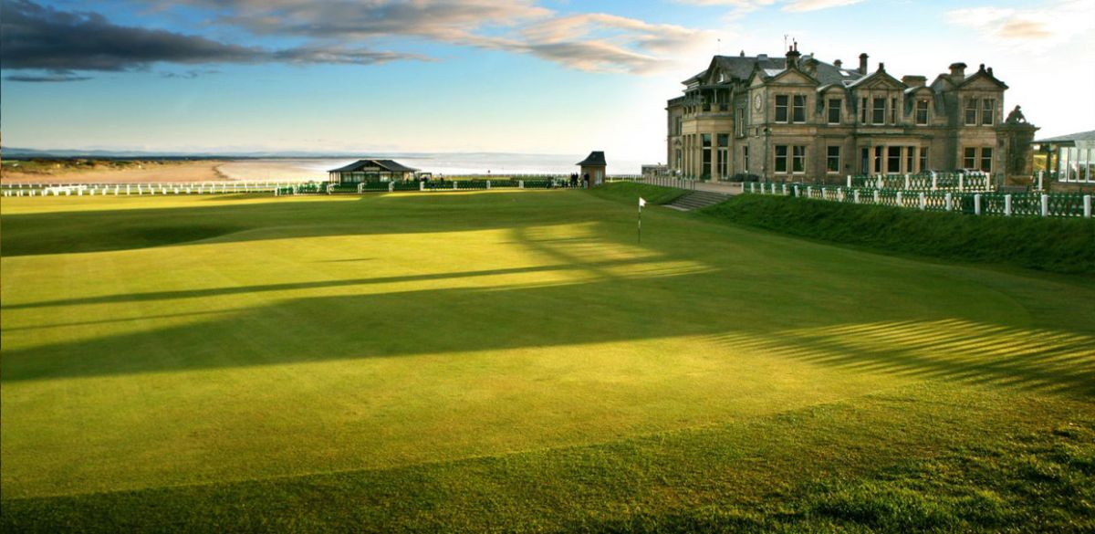 Royal & Ancient Golf Club of St. Andrews Fife and Angus, St Andrews Links Trust - The Royal & Ancient - North Fife, Kingdom ...