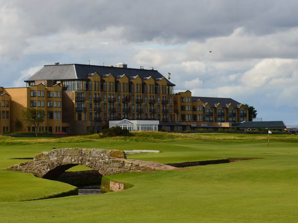 Royal & Ancient Golf Club of St. Andrews Fife and Angus, St Andrews Golf Packages | Golf Trips in St Andrews