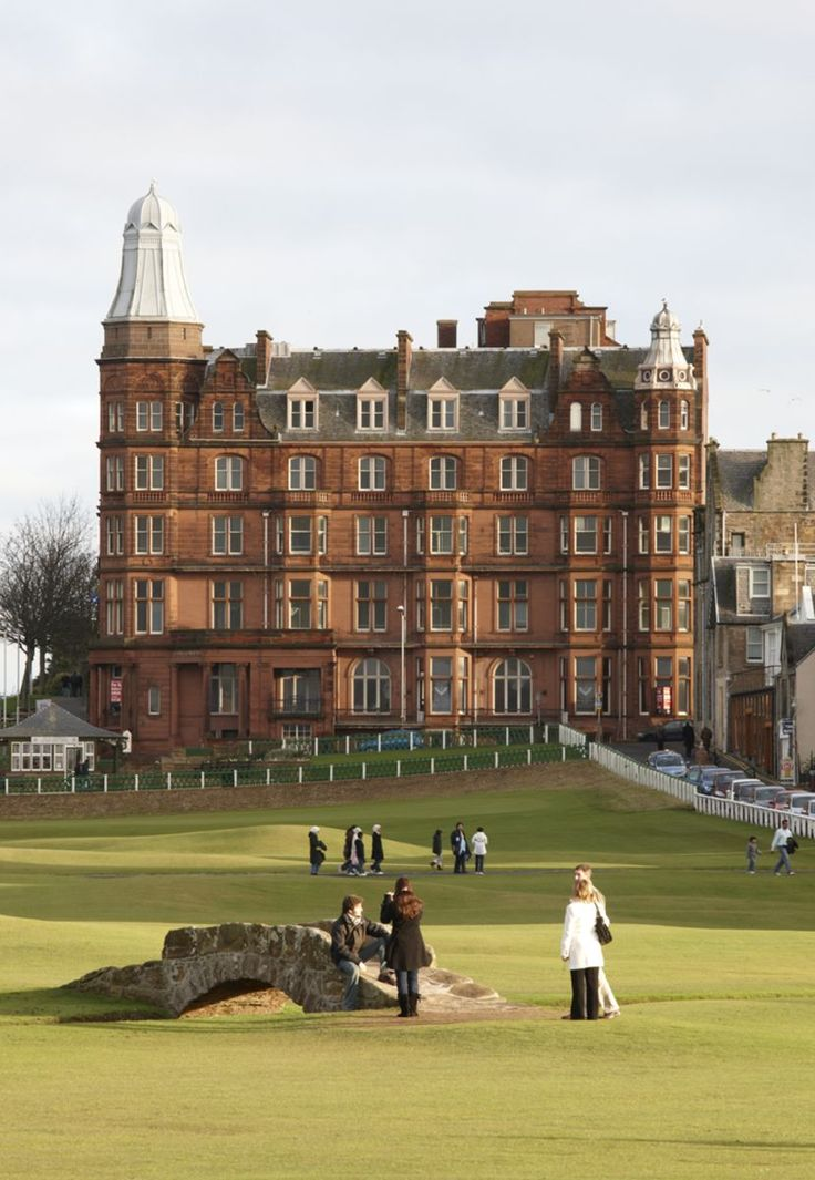 Royal & Ancient Golf Club of St. Andrews Fife and Angus, 276 best Golf Stuff images on Pinterest | Golf courses, Golf stuff ...