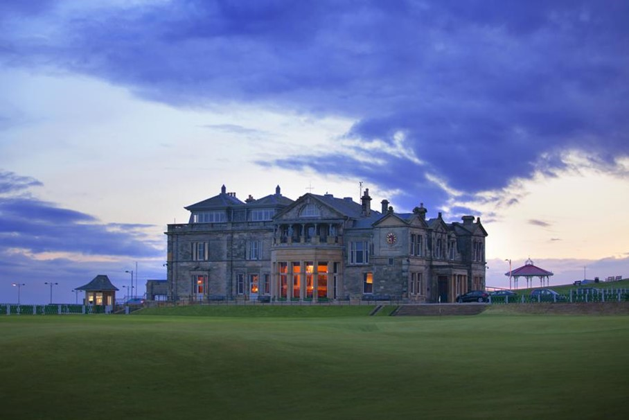 Royal & Ancient Golf Club of St. Andrews Fife and Angus, 10 Reasons Why You MUST Take a Golf Trip to St Andrews
