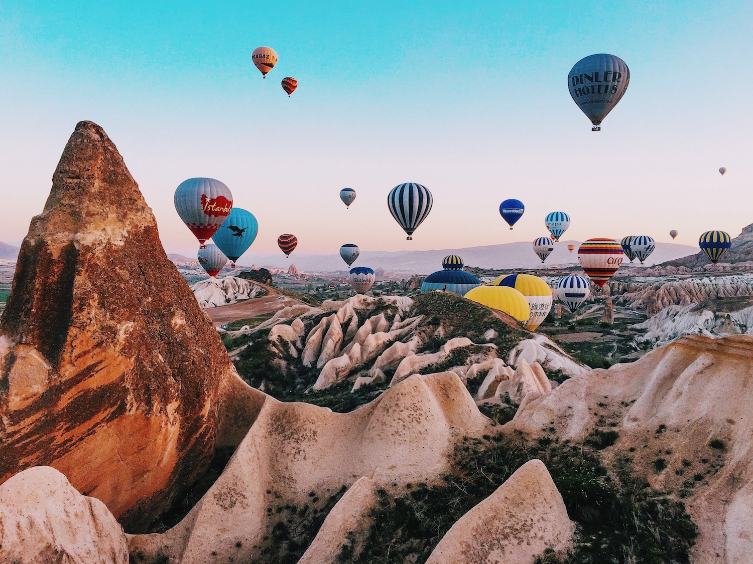 Royal Balloon Cappadocia and Central Turkey, THE BEST PHOTO LOCATIONS IN CAPPADOCIA | black.white.vivid.