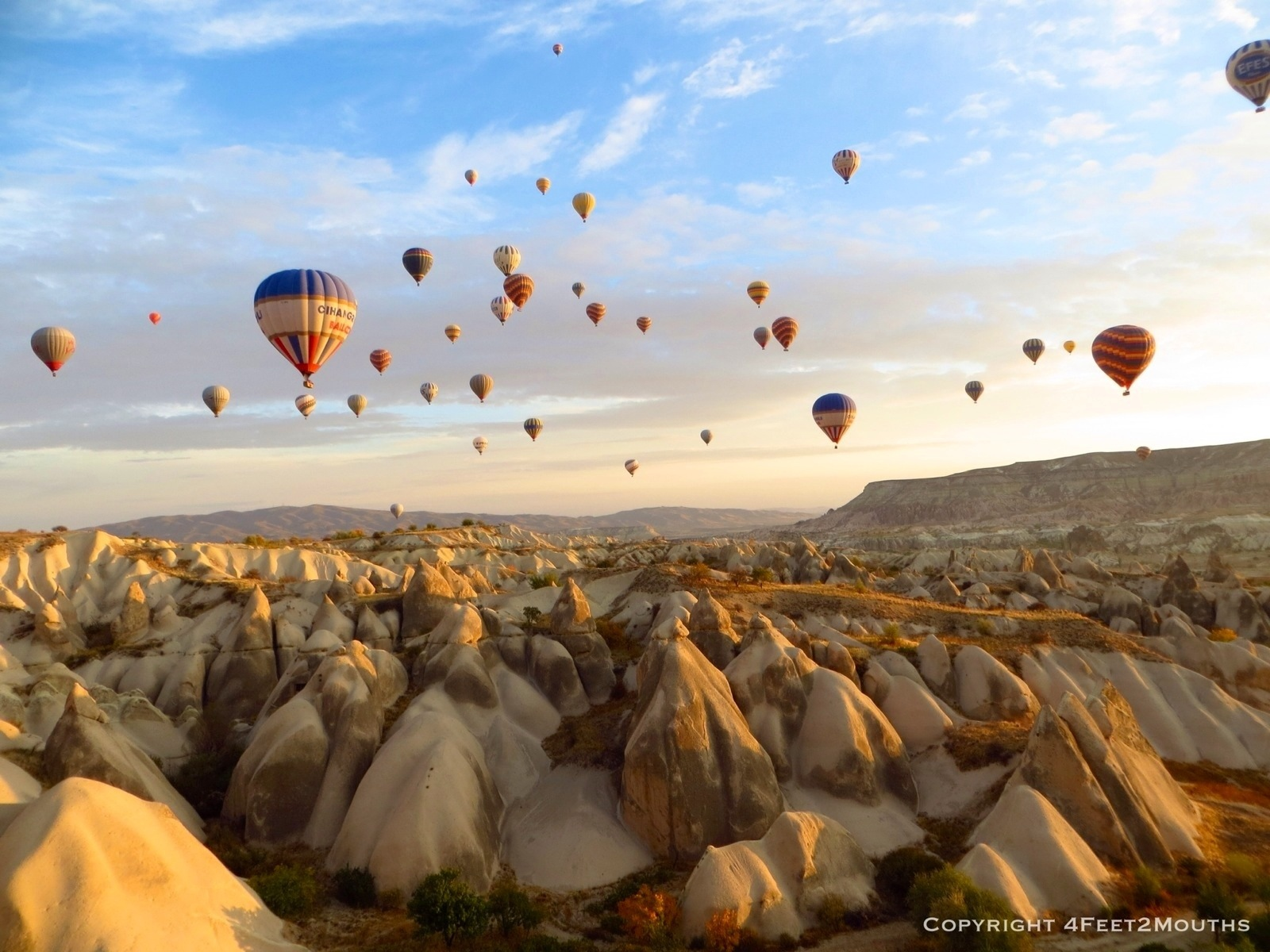 Royal Balloon Cappadocia and Central Turkey, Activities The Village Cave