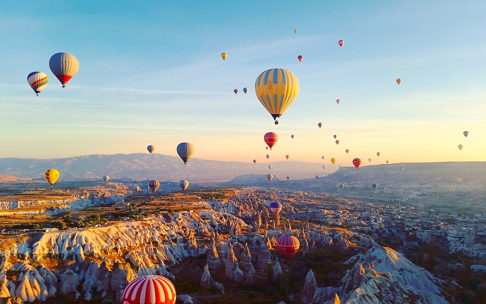 Royal Balloon Cappadocia and Central Turkey, Flying in a Hot Air Balloon in Cappadocia Should Be on Your Bucket ...