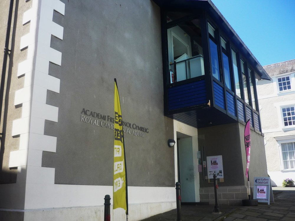Royal Cambrian Academy Conwy, KEITH ANDREW: BACK CATALOGUE – A selection of etchings from 1977 ...