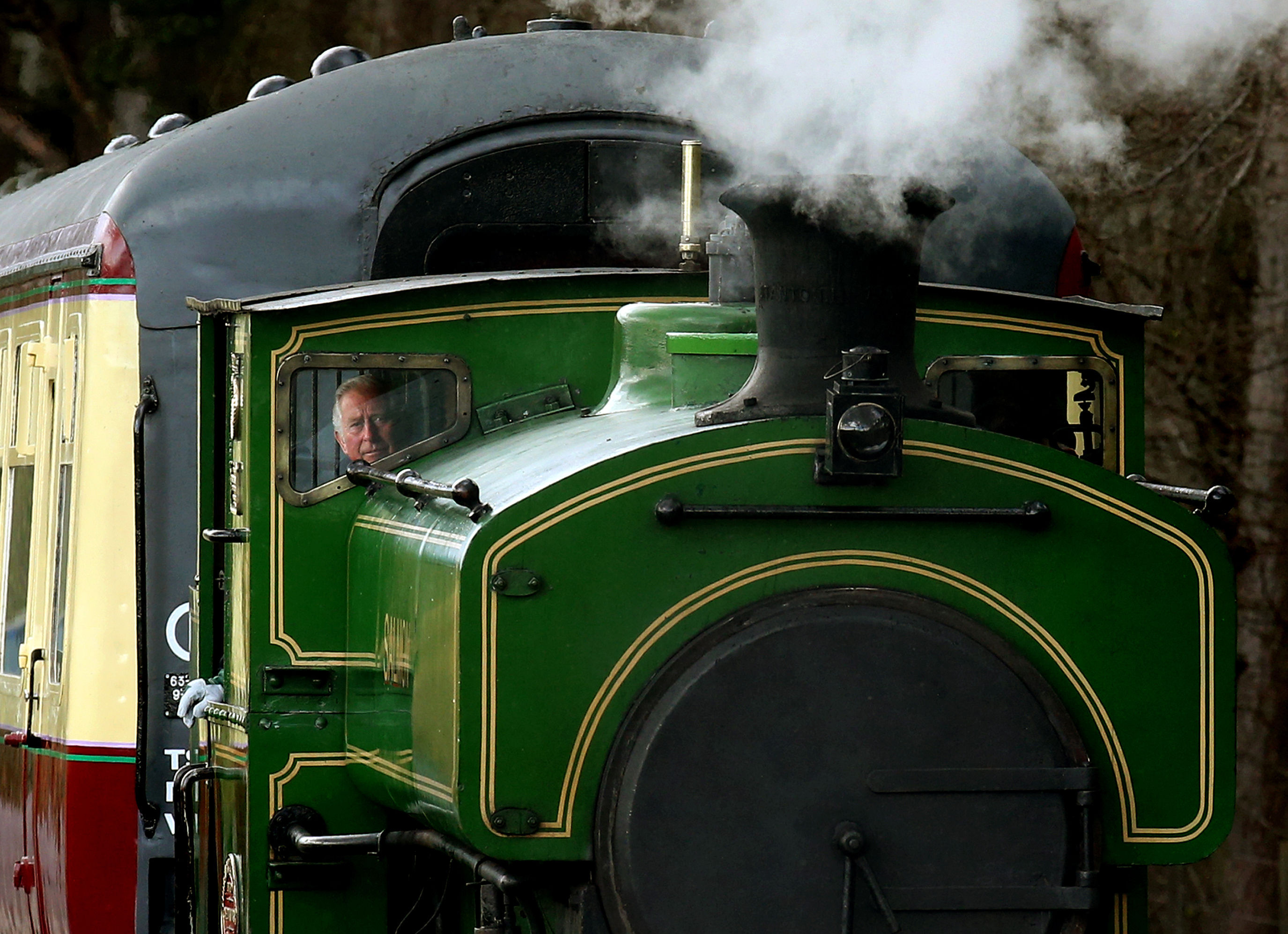 Royal Deeside Railway Aberdeen and the Northeast, Prince Charles pays visit to historic Royal Deeside railway ...