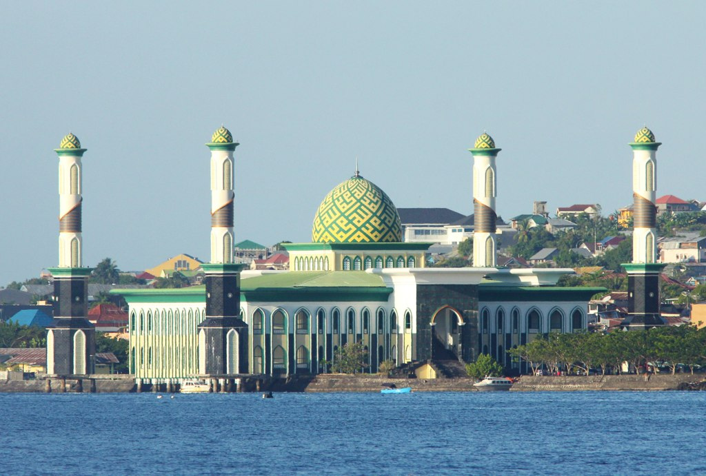 Royal Mosque Kota Ternate, Mosques around the World - Page 10 - SkyscraperCity