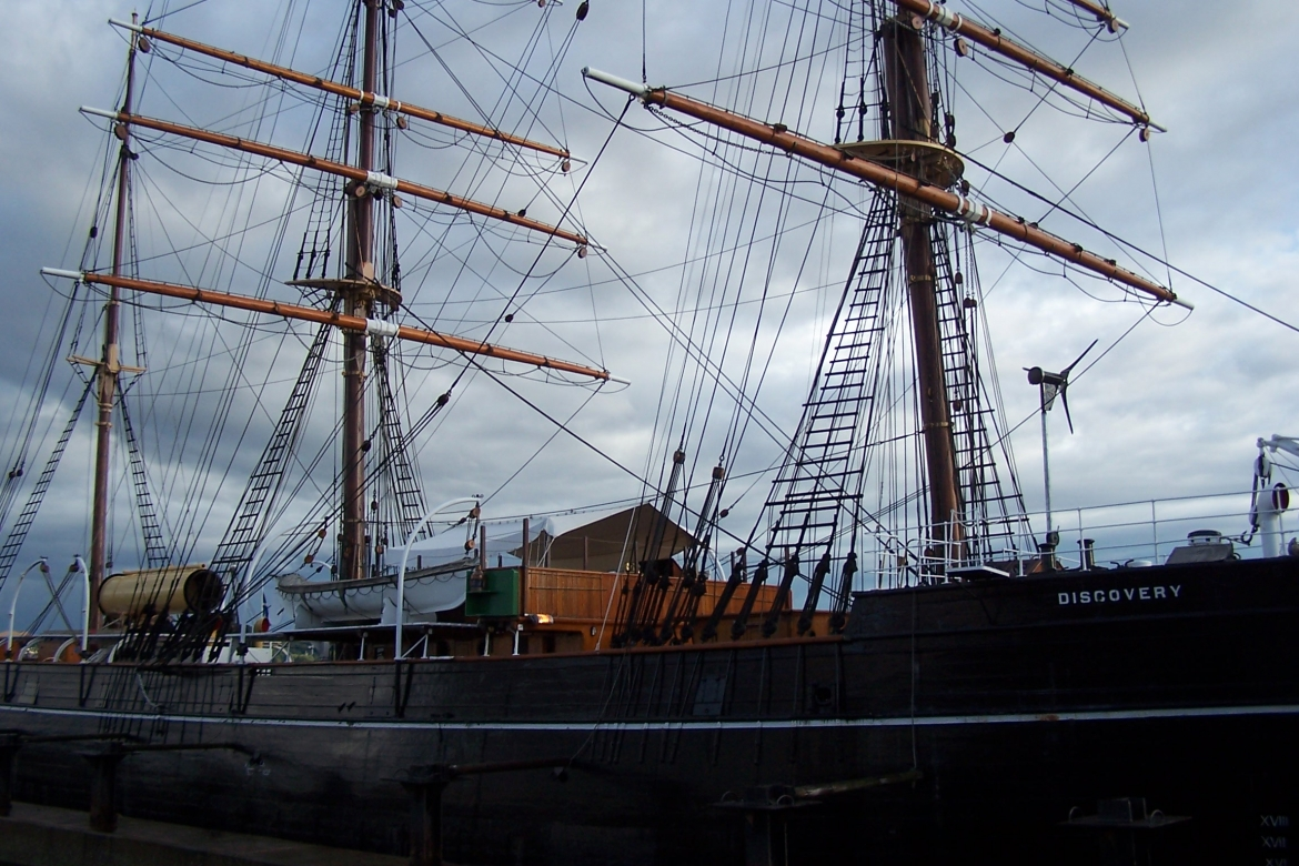 RRS Discovery Fife and Angus, Ship ahoy! RRS Discovery reopens after refurbishment
