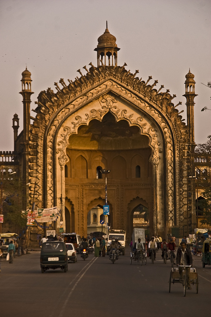 Rumi Darwaza Lucknow, Rumi Darwaza Lucknow | The Rumi Darwaza (Hindi: रूमी ...