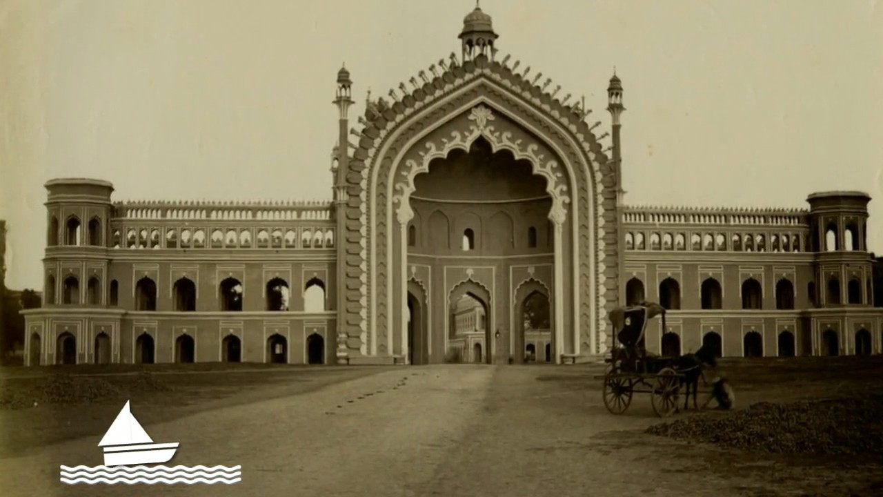 Rumi Darwaza Lucknow, Rumi Darwaza, 7 wonder of lucknow, UP - YouTube