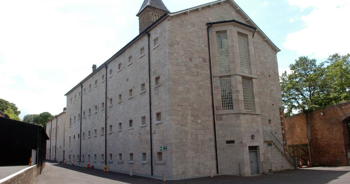 Ruthin Gaol North Wales, Could Ruthin Gaol be haunted by the restless spirits of former ...