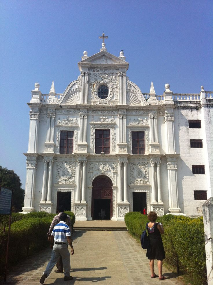 Saõ João Batista Church Calangute & Baga, 63 best Portuguese legacy images on Pinterest | Portuguese, Goa ...