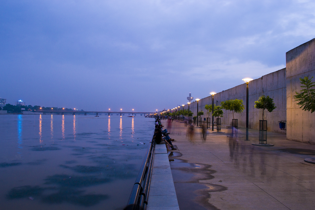 Sabarmati Riverfront Ahmedabad (Amdavad), Excellent places to visit Ahmedabad and around