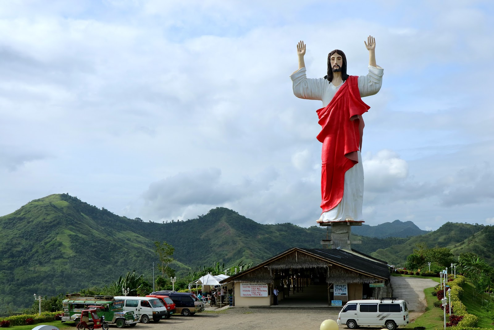 Sacred Heart of Jesus Shrine Roxas, Adventures in Roxas City: Seafood Capital of the Philippines ...