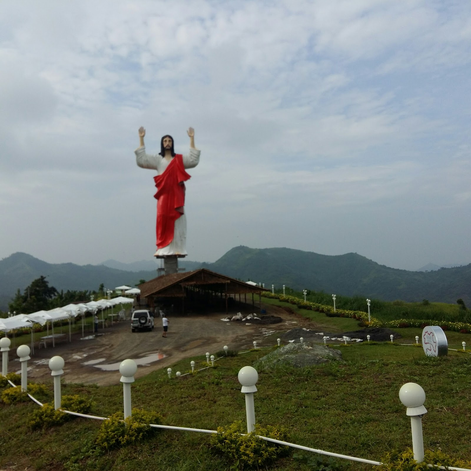 Sacred Heart of Jesus Shrine Roxas, Lonely Travelogue: Backpacking 101: Capiz Travel Guide, Budget and ...