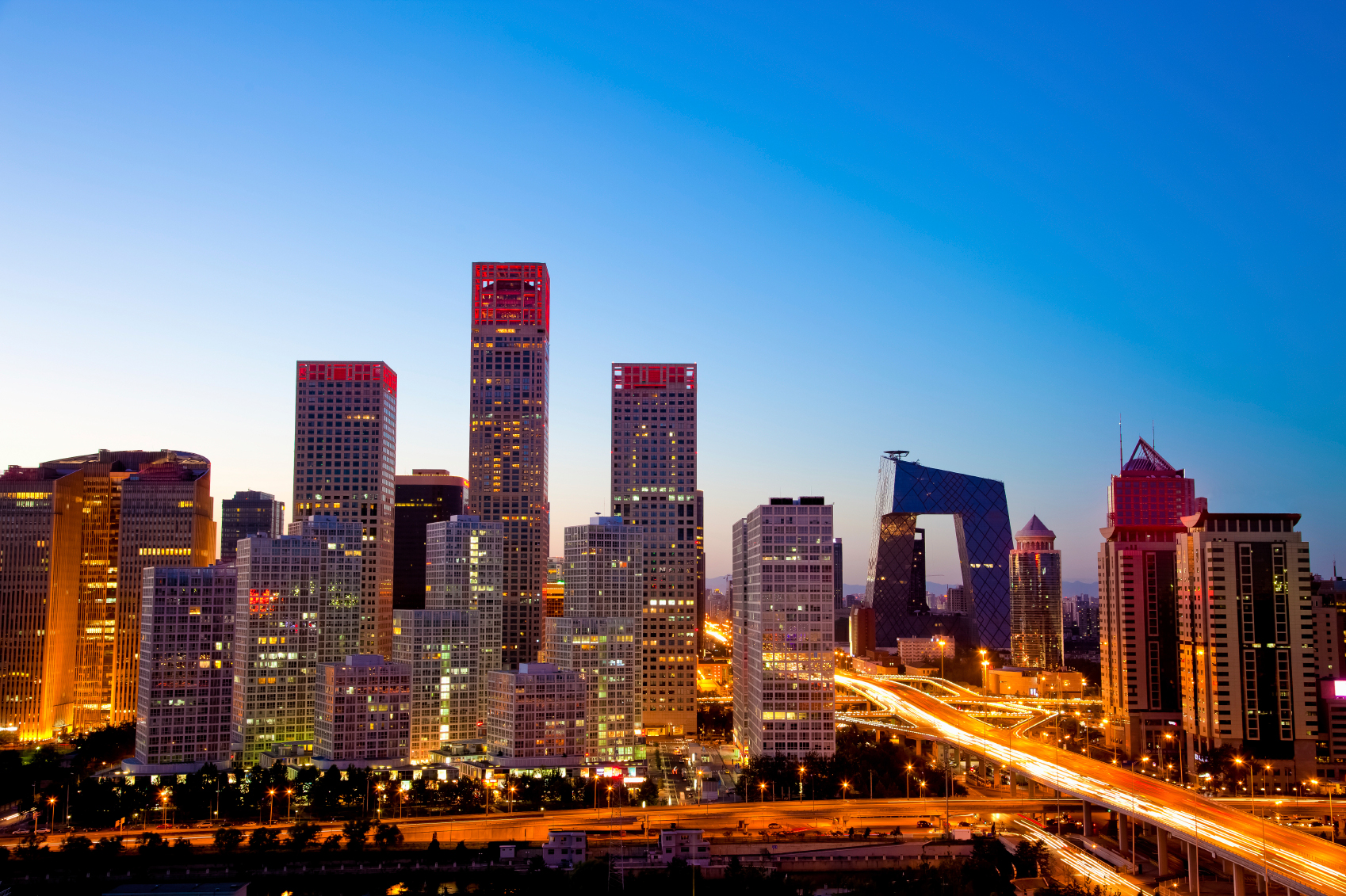 Beijing Central Business District, Beijing Land Prices Set to Rise after Years of Softening | the ...