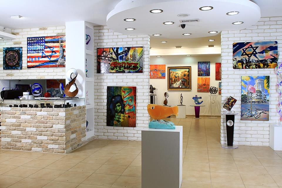 Tzfat Gallery of Mystical Art Tsfat, EMMANUEL GALLERY OF FINE ART : Located in the Holy City of Tzfat
