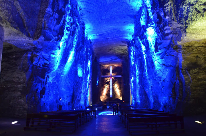 Salt Cathedral Zipaquirá, A Cathedral in a Salt Mine - The Backpacker Report