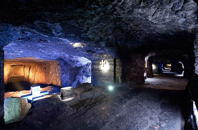 Salt Cathedral Zipaquirá, Salt Cathedral of Zipaquira | Amusing Planet
